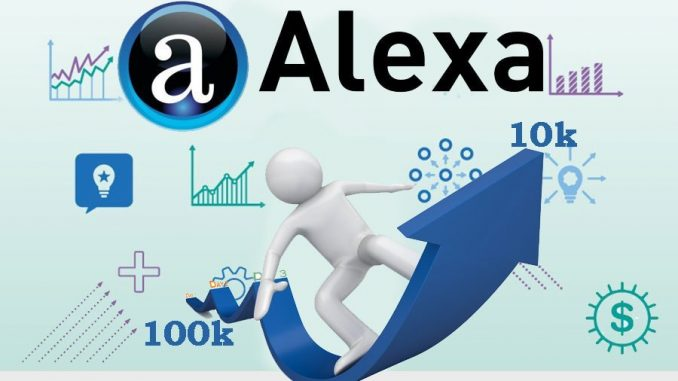 Perangkat Optimasi Alexa Rank